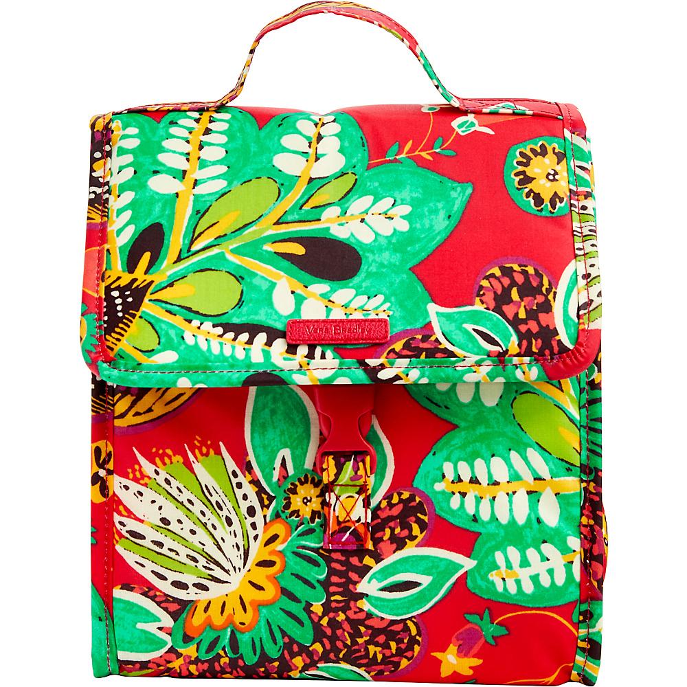Vera Bradley Lunch Sack Rumba - Vera Bradley Travel Coolers - Travel Accessories, Travel Coolers