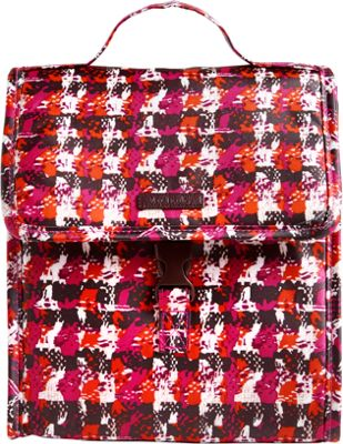 Vera Bradley Lunch Sack Houndstooth Tweed - Vera Bradley Travel Coolers