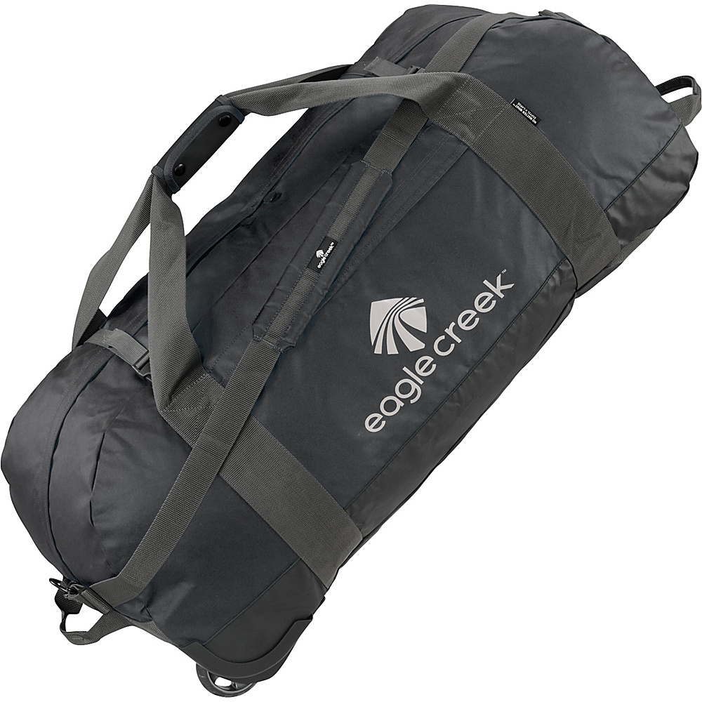 Eagle Creek No Matter What Rolling Duffel XL Black - Eagle Creek Rolling Duffels - Luggage, Rolling Duffels