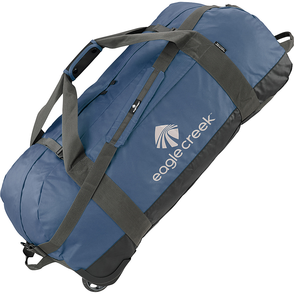 Eagle Creek No Matter What Rolling Duffel XL Slate Blue - Eagle Creek Rolling Duffels - Luggage, Rolling Duffels