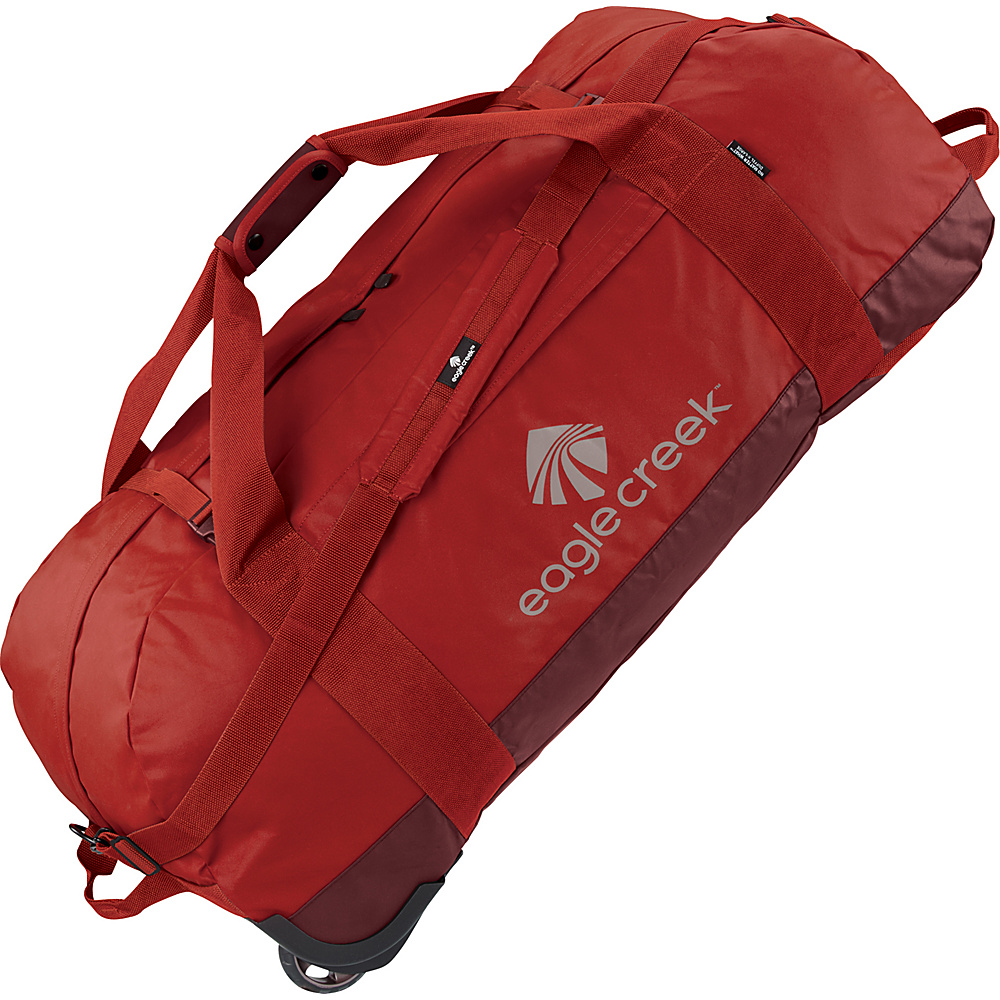 Eagle Creek No Matter What Flashpoint Rolling Duffel XL Firebrick - Eagle Creek Rolling Duffels - Luggage, Rolling Duffels
