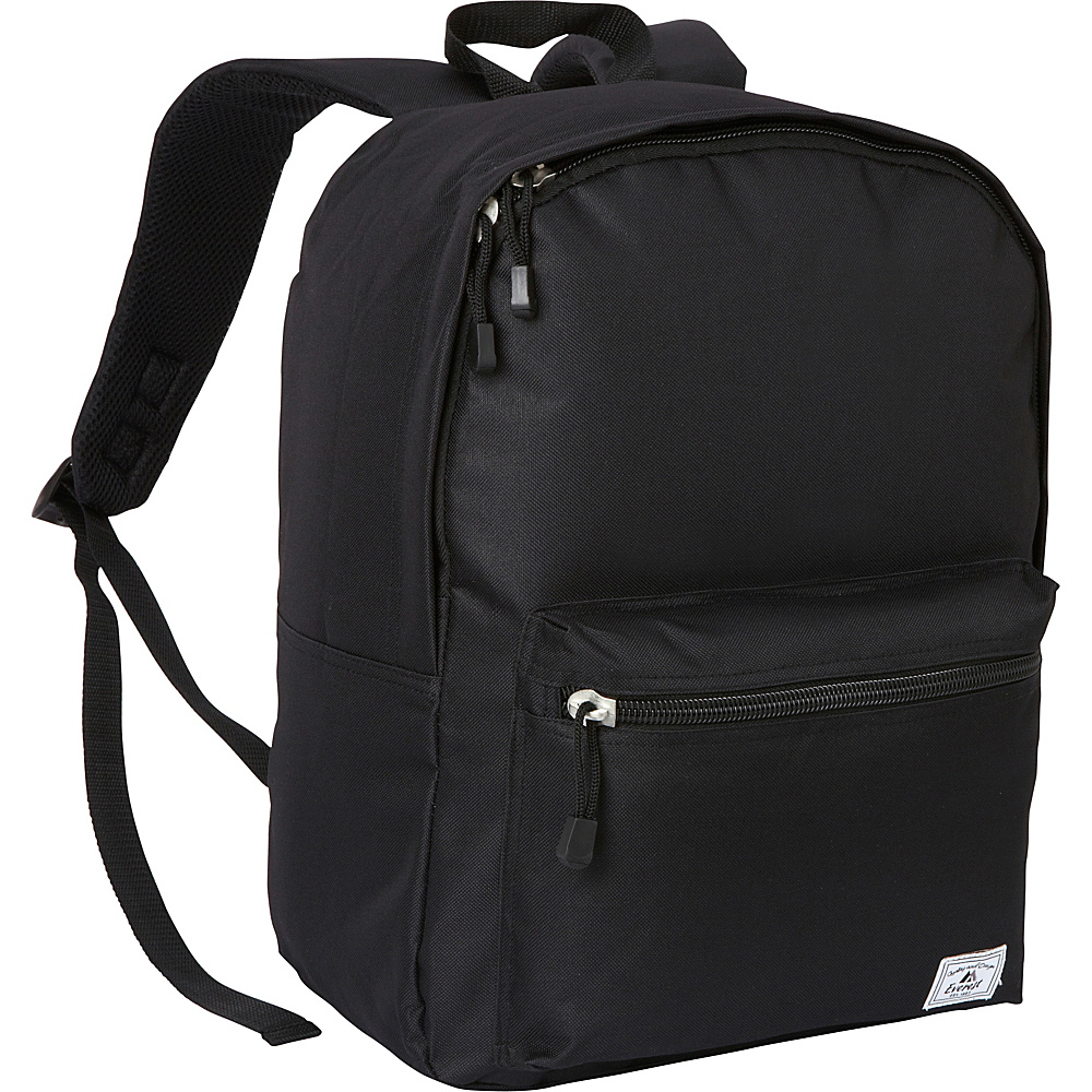 Everest Deluxe Laptop Backpack Black - Everest Business & Laptop Backpacks - Backpacks, Business & Laptop Backpacks