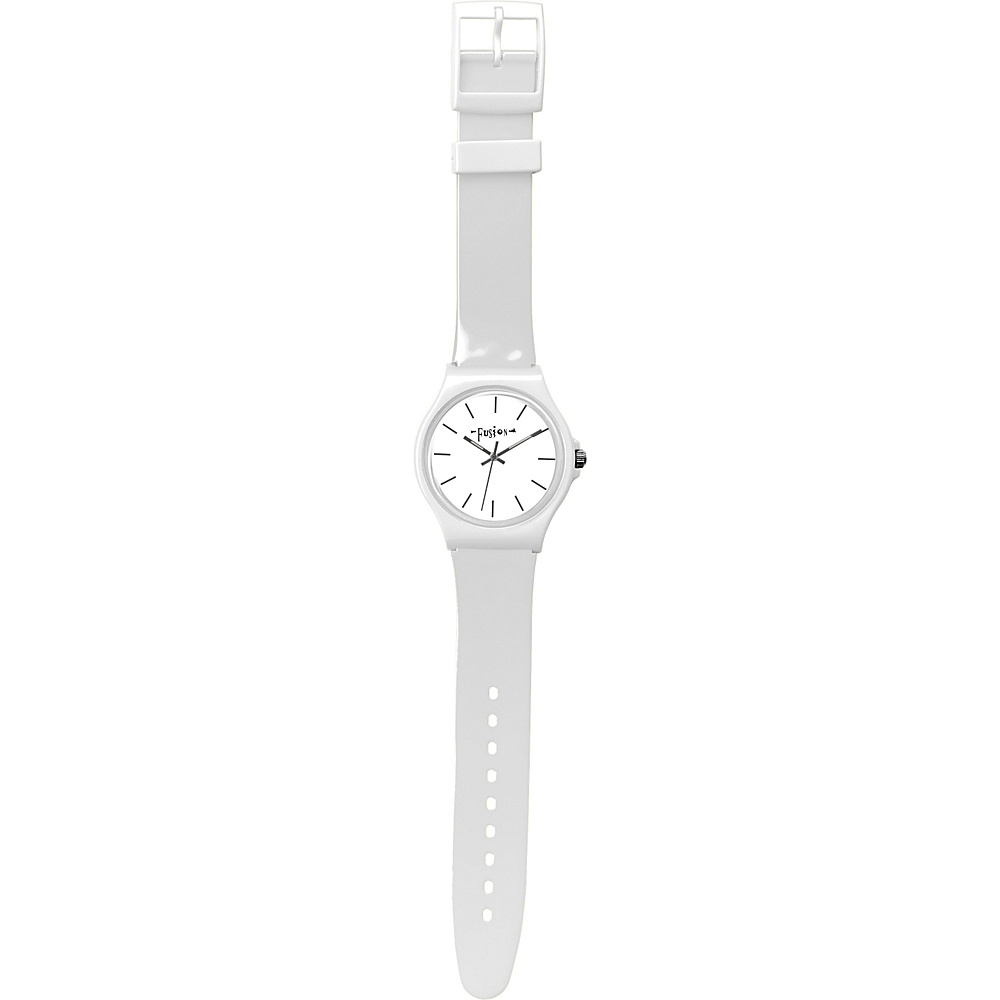 Dakota Watch Company Fusion Contemporary Color White - Dakota Watch Company Watches