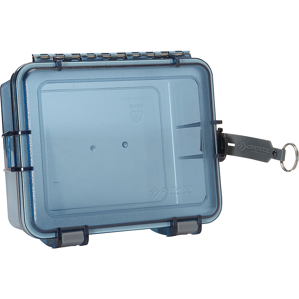 Outdoor Products Watertight Box Large Dress Blue Outdoor Products Travel Health Beauty