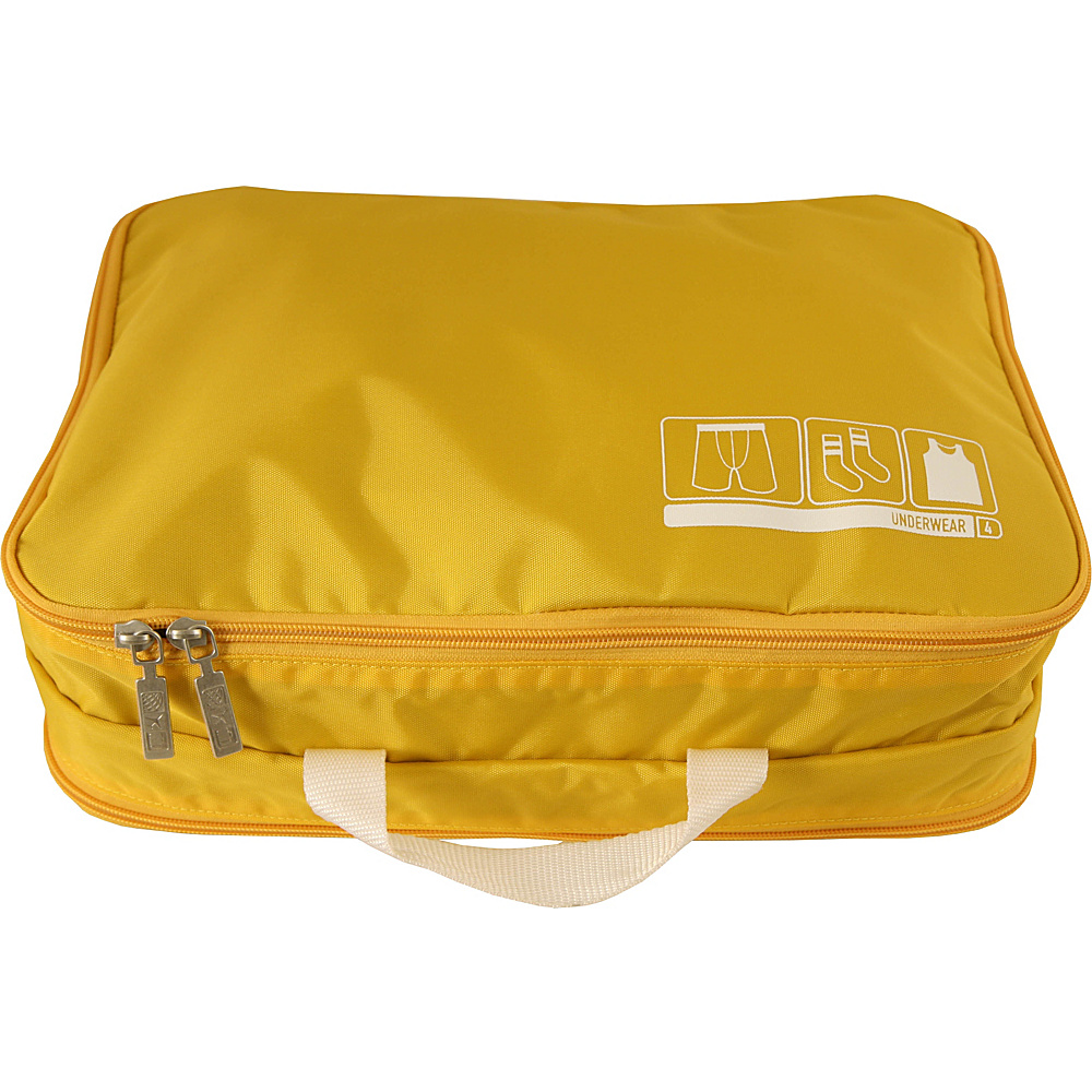Flight 001 Spacepak Underwear Yellow South Africa Flight 001 Travel Organizers