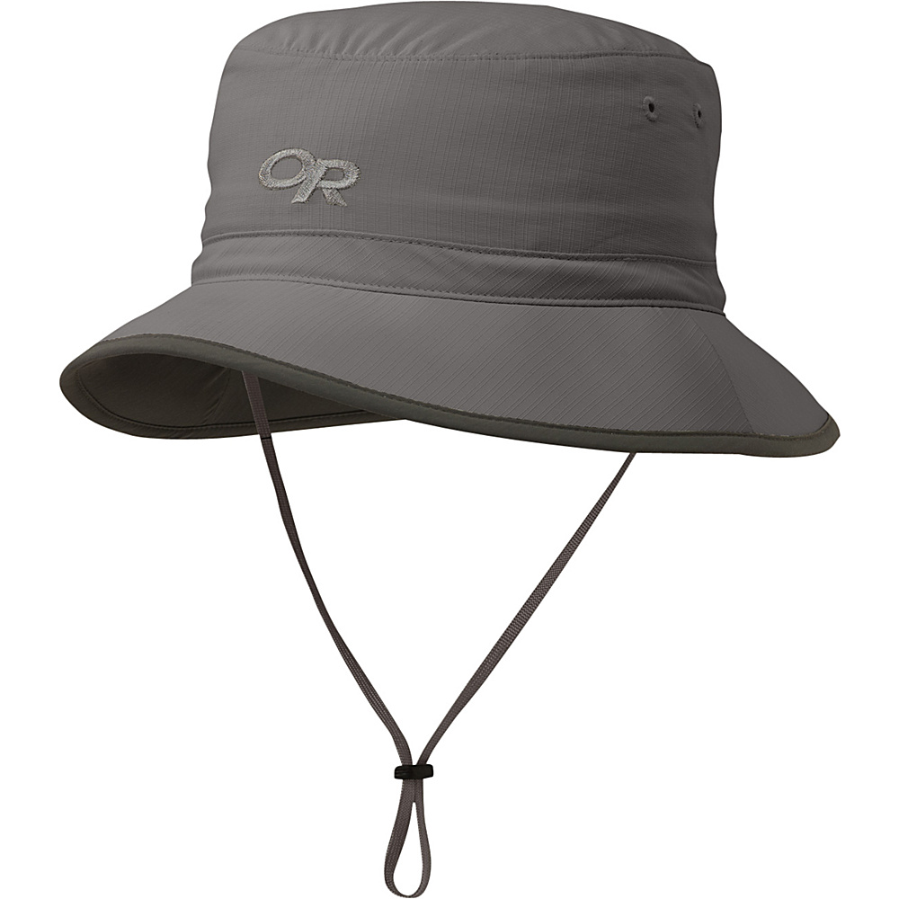 Outdoor Research Sun Bucket One Size - Pewter - Outdoor Research Hats/Gloves/Scarves - Fashion Accessories, Hats/Gloves/Scarves