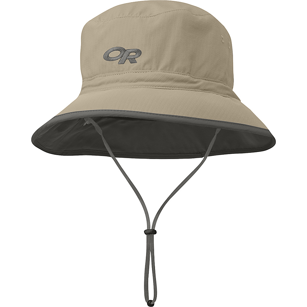 Outdoor Research Sun Bucket M - Khaki - Outdoor Research Hats/Gloves/Scarves - Fashion Accessories, Hats/Gloves/Scarves