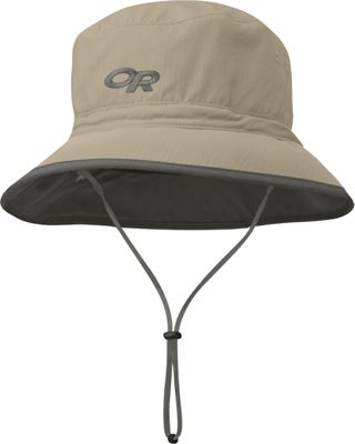 Outdoor Research Sun Bucket XL - Khaki - Outdoor Research Hats/Gloves/Scarves