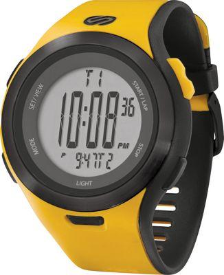 Soleus Ultra Sole Yellow / Black / Black - Soleus Watches