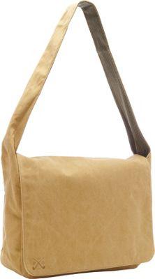 Parson Gray for Kalencom Privateer Satchel Sand - Parson Gray for Kalencom Messenger Bags