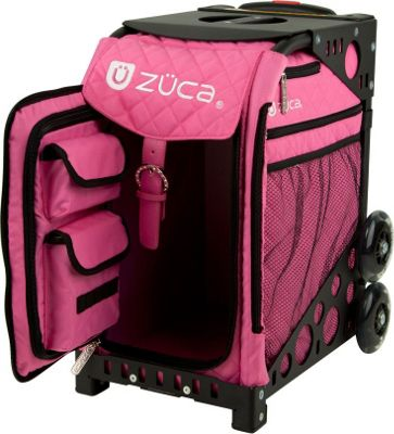 ZUCA Sport Hot Pink/Black Frame Hot Pink - Black Frame - ZUCA Other Sports Bags