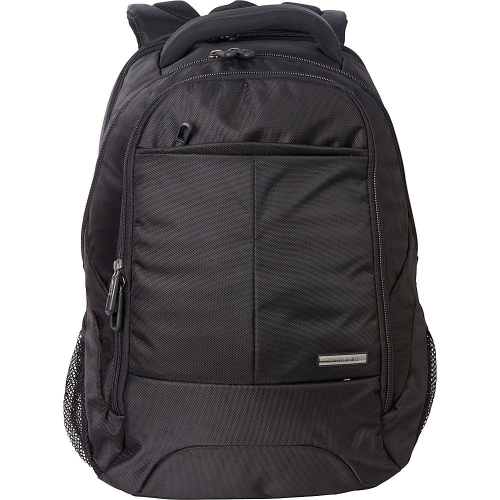 Samsonite Classic PFT Laptop Backpack - Checkpoint Friendly Black - Samsonite Business & Laptop Backpacks