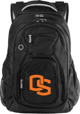 Denco Sports Luggage NCAA Oregon State University Beavers 19 inch Laptop Backpack Black - Denco Sports Luggage Laptop Backpacks