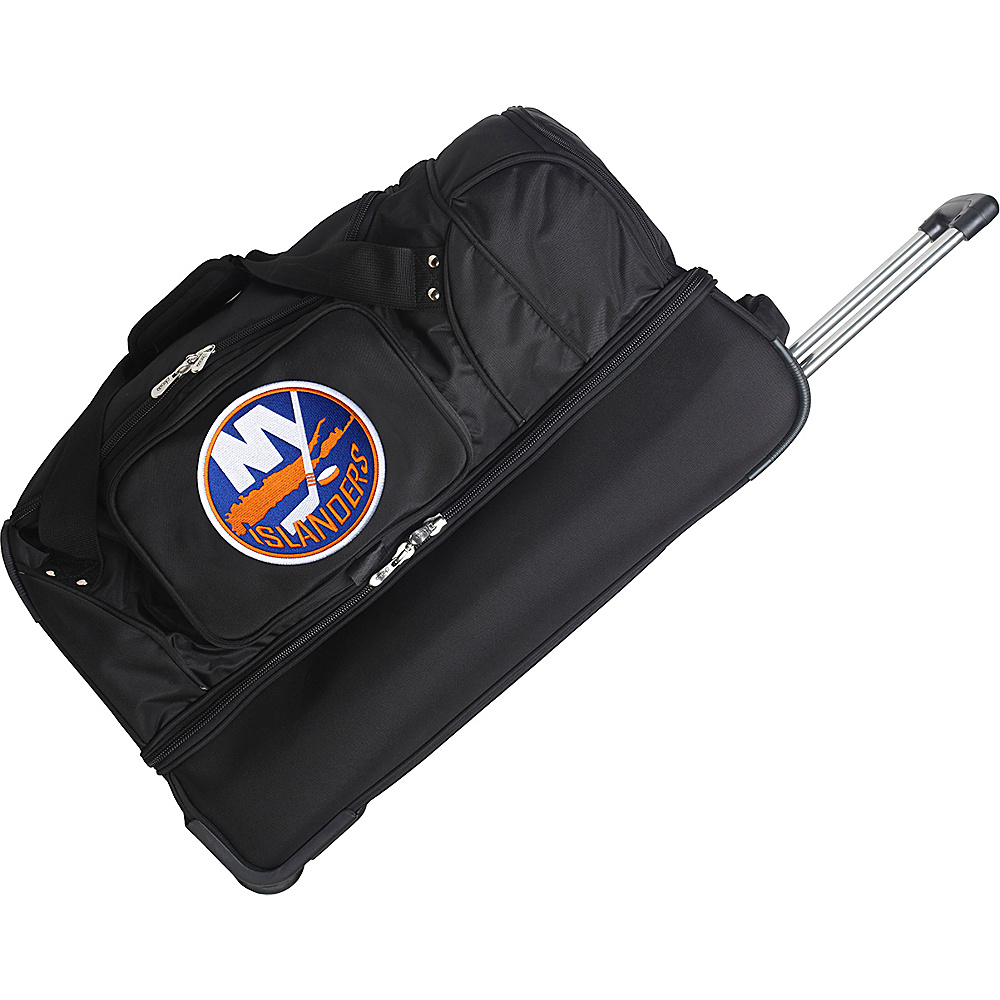 Denco Sports Luggage New York Islanders 27 Rolling - Duffels, Travel Duffels