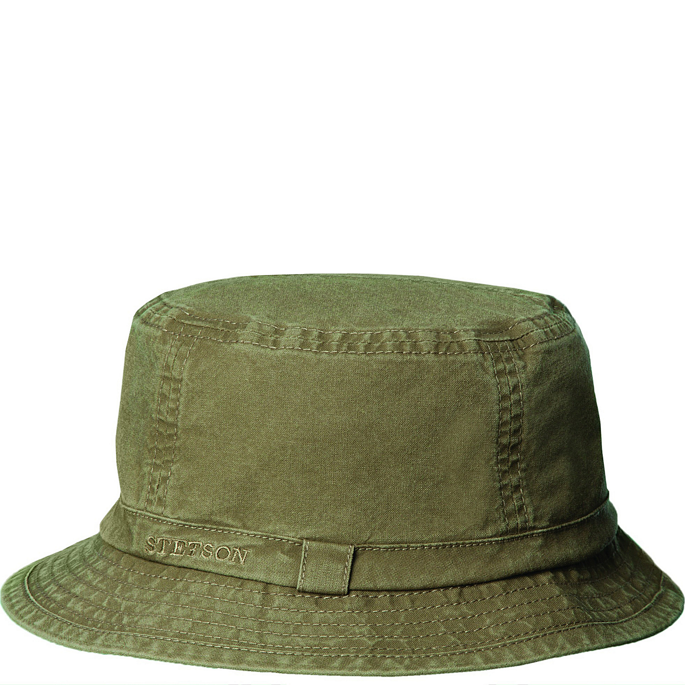 3aa3084647b7d2 Stetson Organic Cotton Bucket Hat on PopScreen