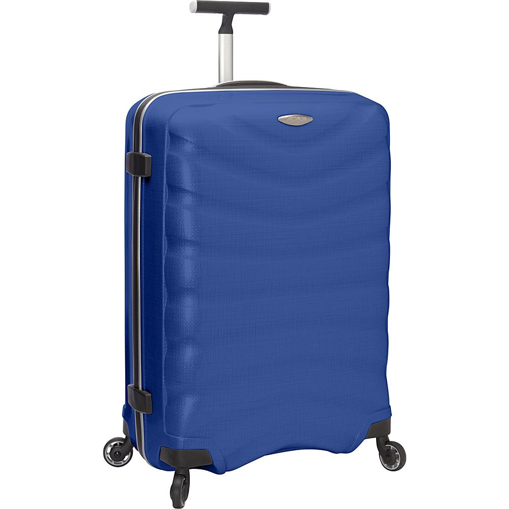 "Samsonite Black Label Firelite 28"" Hardside Spinner Luggage Deep Blue - Samsonite Black Label Hardside Luggage"
