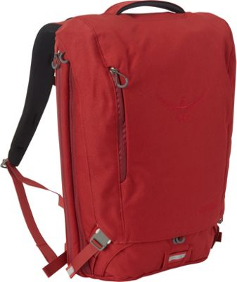 Osprey Pixel Laptop Backpack Pinot Red - Osprey Business & Laptop Backpacks