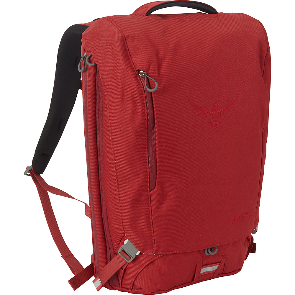 Osprey Pixel Laptop Backpack Pinot Red Osprey Business Laptop Backpacks