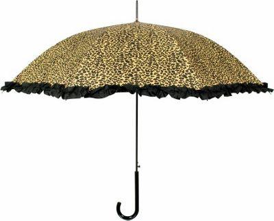 Leighton Umbrellas Milan cheetah - Leighton Umbrellas Umbrellas and Rain Gear