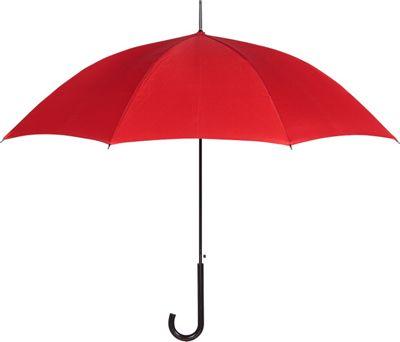 Leighton Umbrellas Milan red - Leighton Umbrellas Umbrellas and Rain Gear
