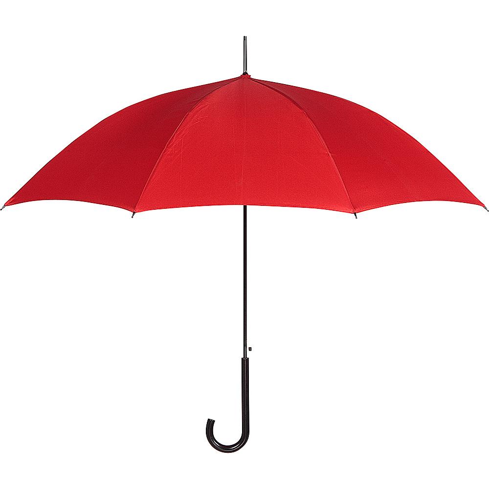 Leighton Umbrellas Milan red Leighton Umbrellas Umbrellas and Rain Gear