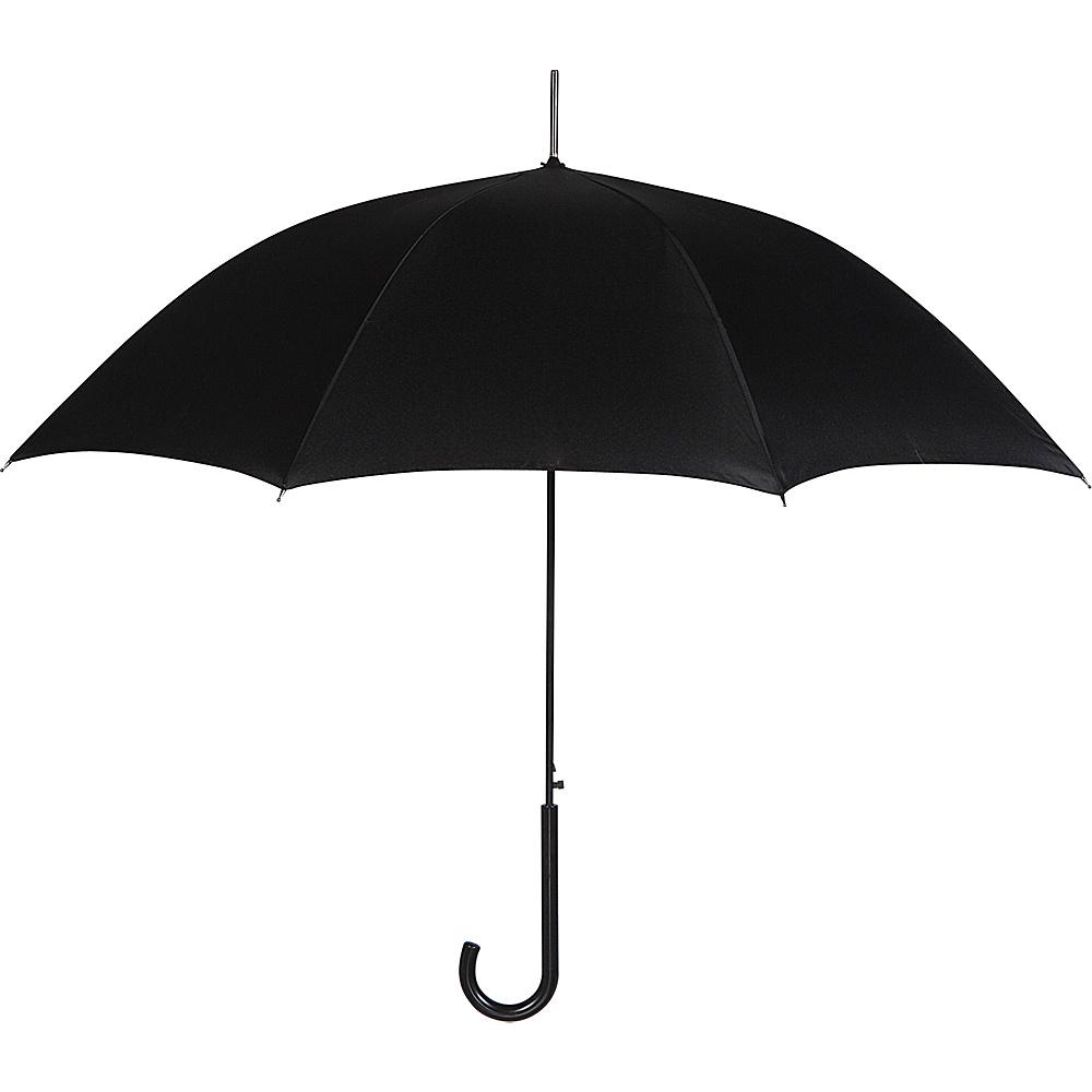 Leighton Umbrellas Milan black Leighton Umbrellas Umbrellas and Rain Gear