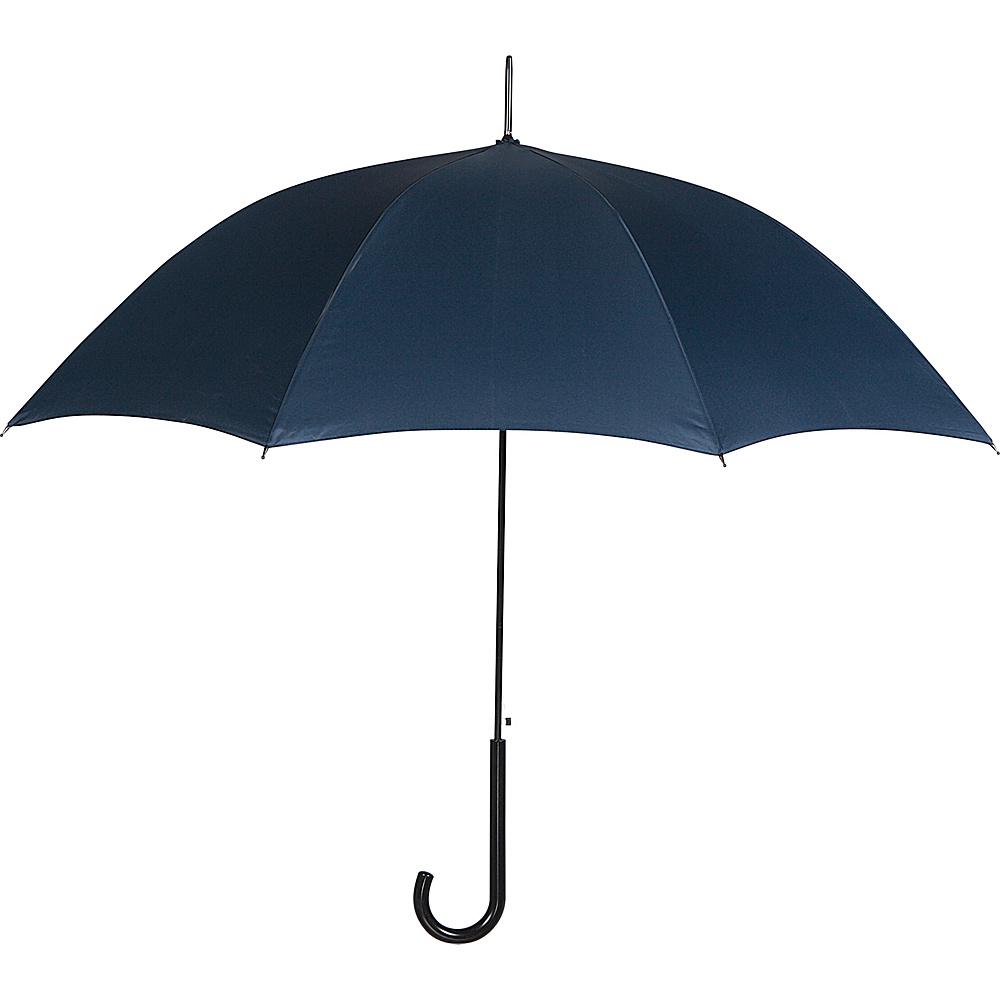 Leighton Umbrellas Milan navy Leighton Umbrellas Umbrellas and Rain Gear