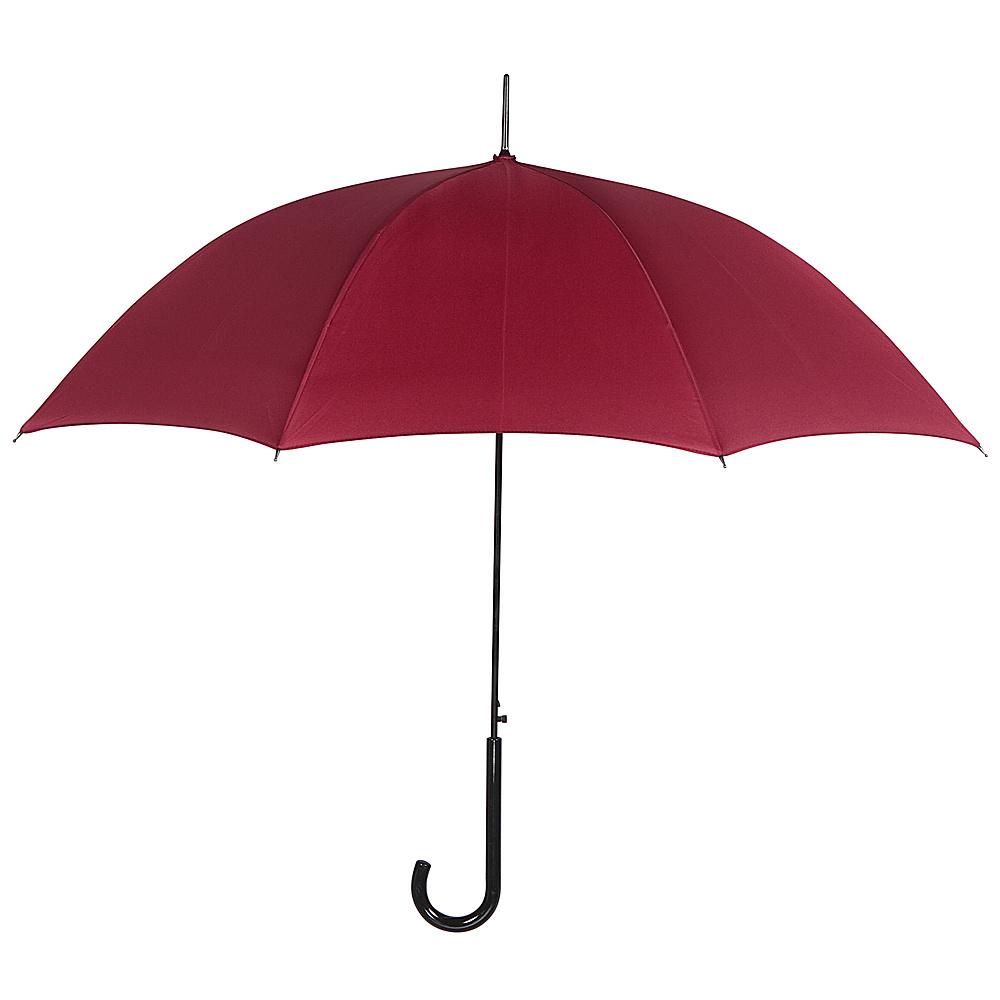 Leighton Umbrellas Milan burgundy Leighton Umbrellas Umbrellas and Rain Gear