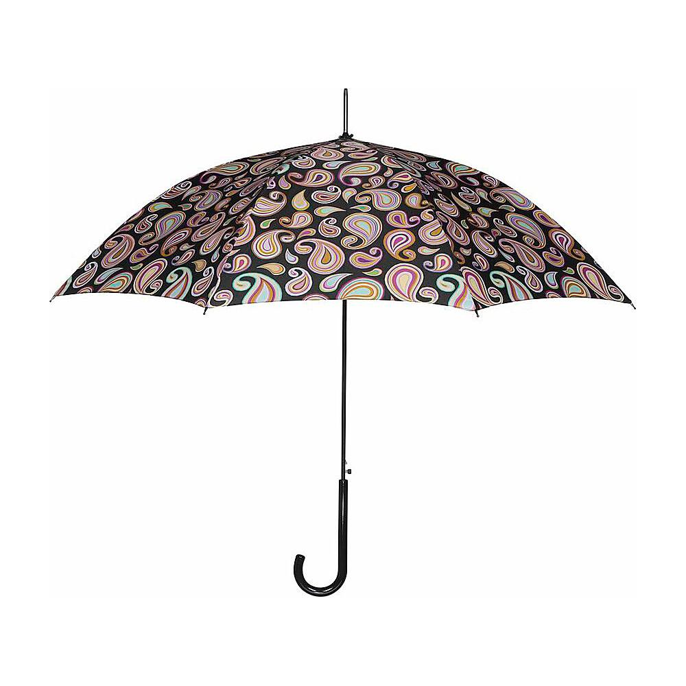 Leighton Umbrellas Milan paisley Leighton Umbrellas Umbrellas and Rain Gear