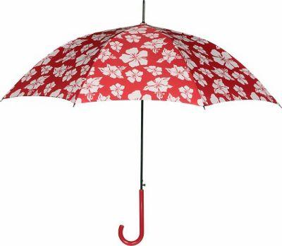 Leighton Umbrellas Milan hibicsus - Leighton Umbrellas Umbrellas and Rain Gear