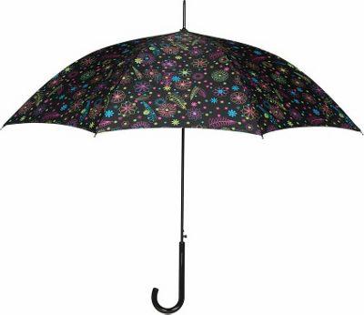 Leighton Umbrellas Milan neon multi - Leighton Umbrellas Umbrellas and Rain Gear