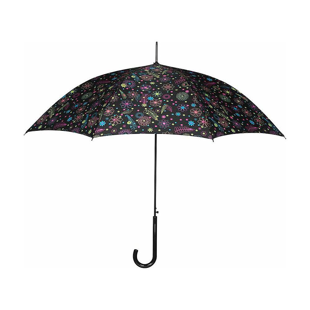 Leighton Umbrellas Milan neon multi Leighton Umbrellas Umbrellas and Rain Gear