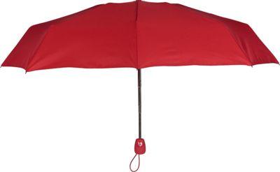 Leighton Umbrellas Francesca red - Leighton Umbrellas Umbrellas and Rain Gear