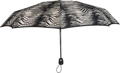 Leighton Umbrellas Francesca zebra - Leighton Umbrellas Umbrellas and Rain Gear