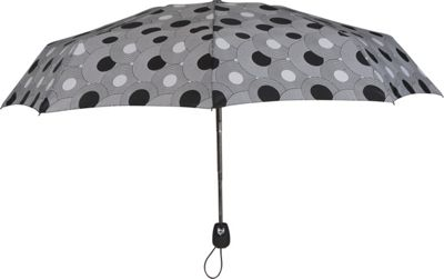 Leighton Umbrellas Francesca geometric circles - Leighton Umbrellas Umbrellas and Rain Gear
