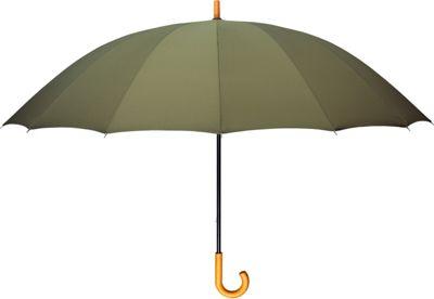 Leighton Umbrellas Doorman military taupe - Leighton Umbrellas Umbrellas and Rain Gear