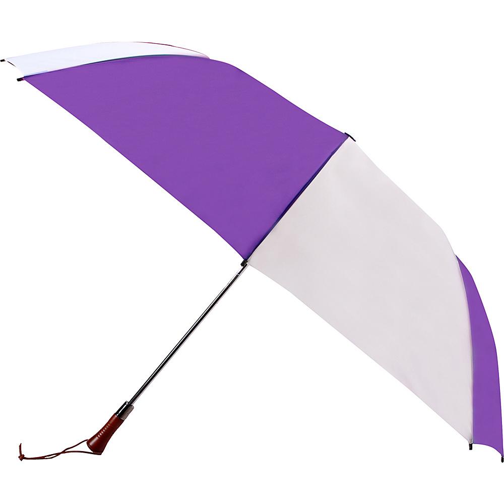 Rainkist Umbrellas VIP PURPLE WHITE Rainkist Umbrellas Umbrellas and Rain Gear