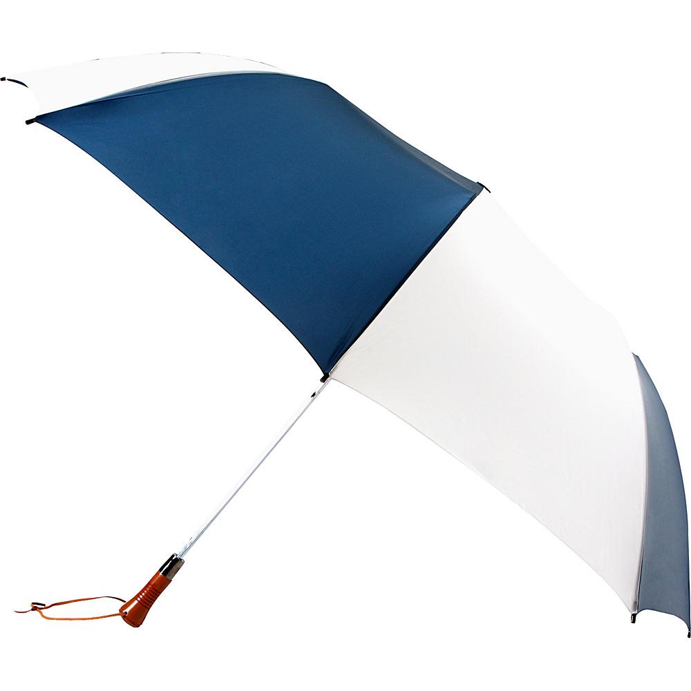 Rainkist Umbrellas VIP WHITE NAVY Rainkist Umbrellas Umbrellas and Rain Gear