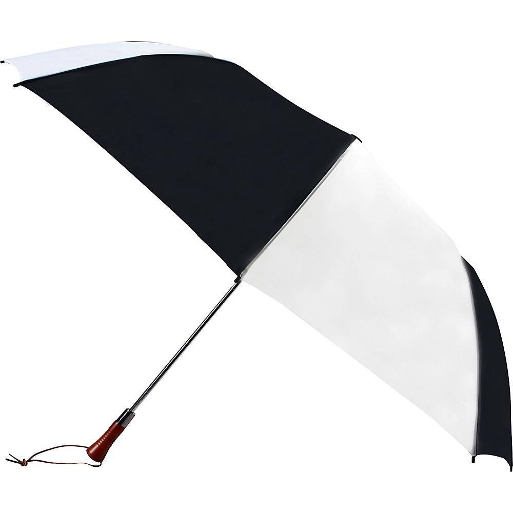 Rainkist Umbrellas VIP BLACK WHITE Rainkist Umbrellas Umbrellas and Rain Gear