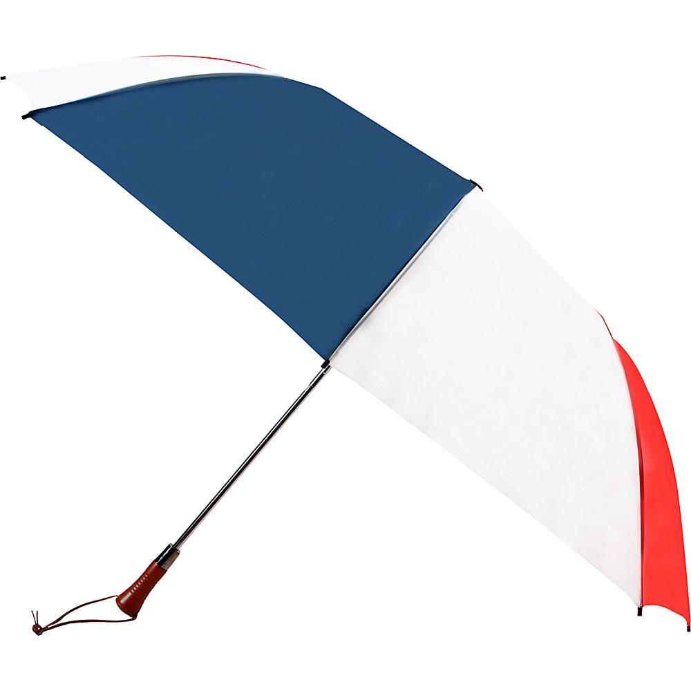 Rainkist Umbrellas VIP RED WHITE BLUE Rainkist Umbrellas Umbrellas and Rain Gear