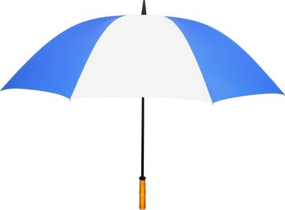 Rainkist Umbrellas Hurricane ROYAL/WHITE - Rainkist Umbrellas Umbrellas and Rain Gear
