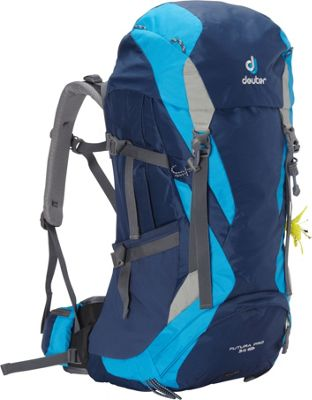 Deuter Futura Pro 34 SL Midnight/Turquoise/Silver - Deuter Backpacking Packs