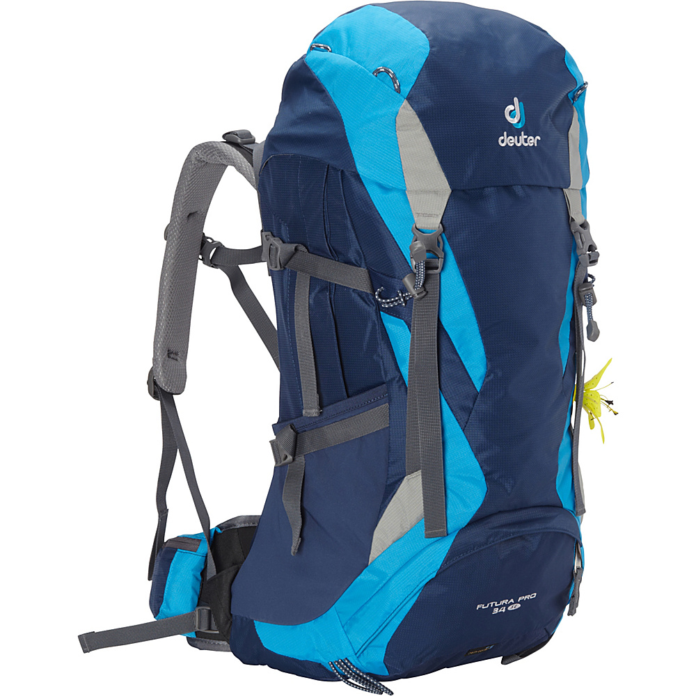 Deuter Futura Pro 34 SL Midnight Turquoise Silver Deuter Day Hiking Backpacks
