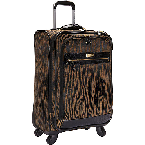 Ricardo Beverly Hills Serengeti 21-Inch 4-Wheel Expandable WheelAboard Golden Tiger - Ricardo Beverly Hills Small Rolling Luggage