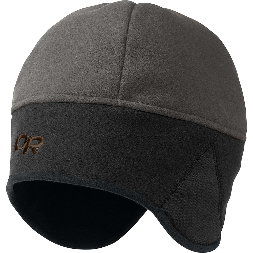 Outdoor Research Wind Warrior Hat S/M - Charcoal/Black - L/XL - Outdoor Research Hats/Gloves/Scarves - Fashion Accessories, Hats/Gloves/Scarves