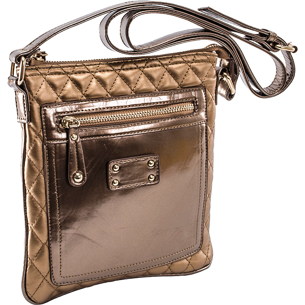 Parinda Emet Bronze - Parinda Manmade Handbags