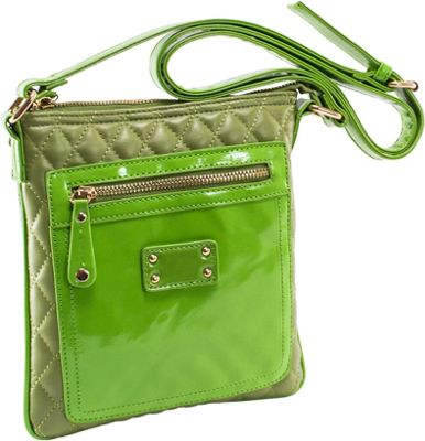 Parinda Emet Green - Parinda Leather Handbags