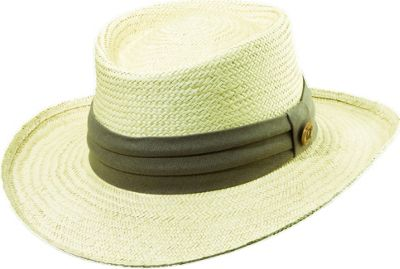 Tommy Bahama Headwear Tommy Bahama Headwear Palm Fiber Gambler L/XL - Taupe - Tommy Bahama Headwear Hats/Gloves/Scarves