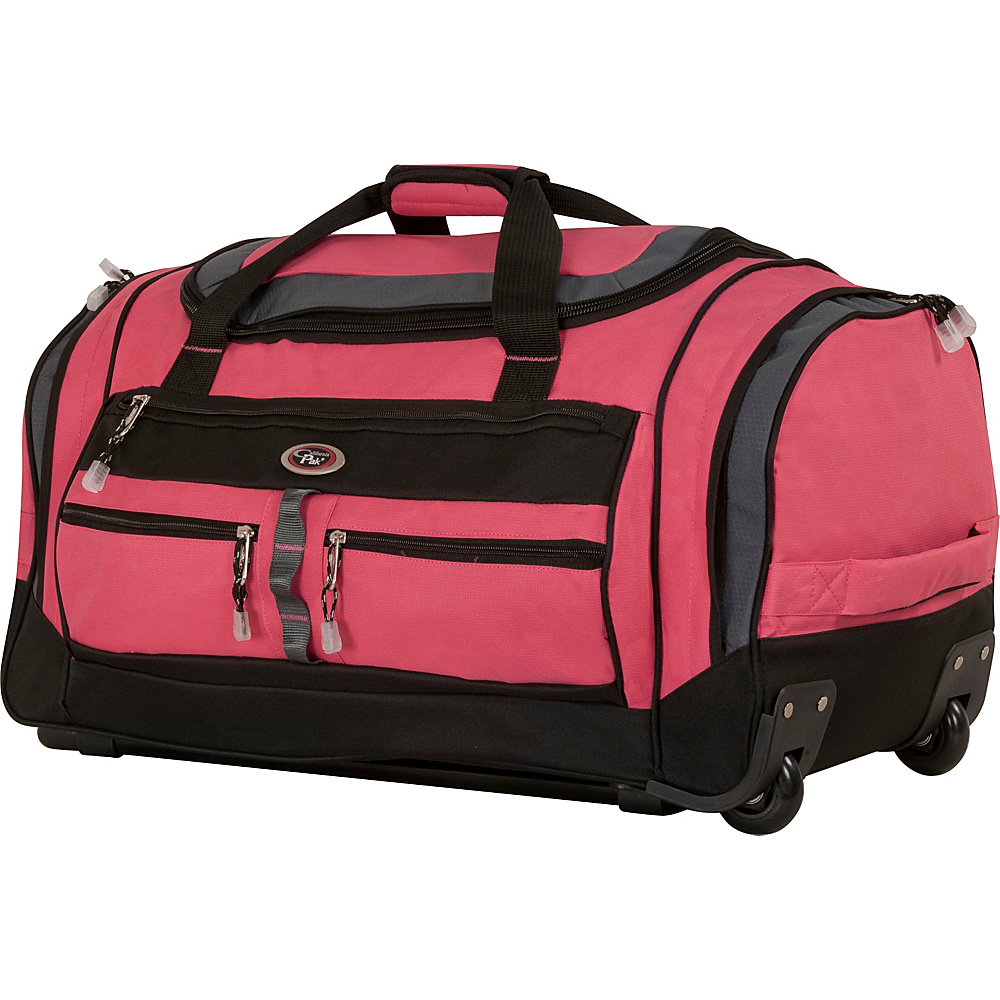 calpak terminator 26 wheeled duffle 5 colors rolling. Black Bedroom Furniture Sets. Home Design Ideas
