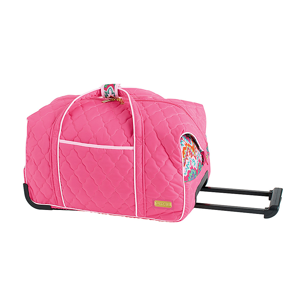 cinda b Rolly 21 Carry On Calypso cinda b Softside Carry On